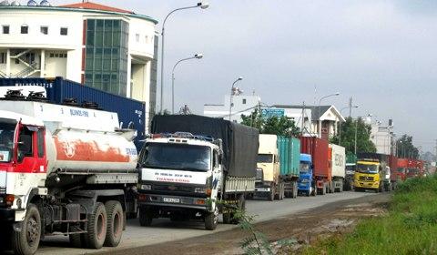 TP HCM xây cầu vượt, hầm chui để giảm ùn tắc ở cảng Cát Lái